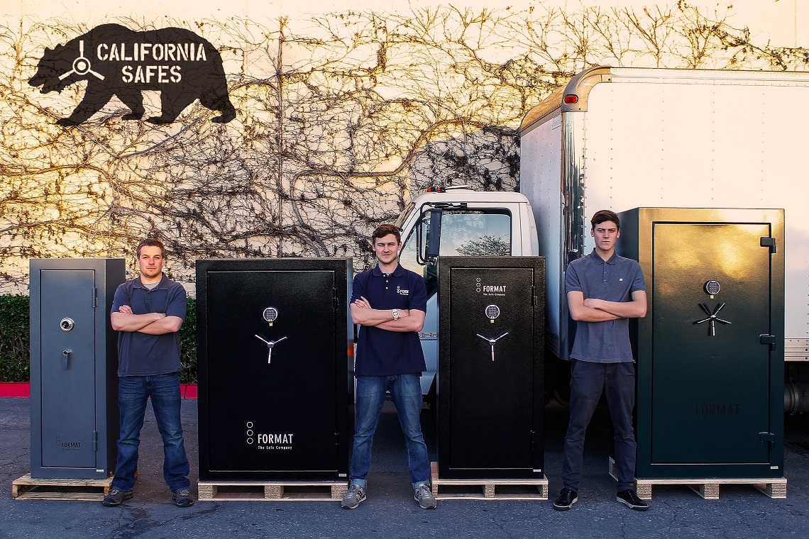Safes moving company san jose